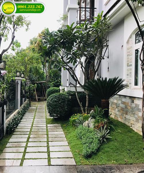 góc nhỏ sân vườn đẹp