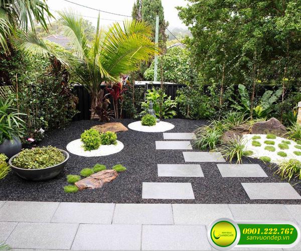 vườn zen